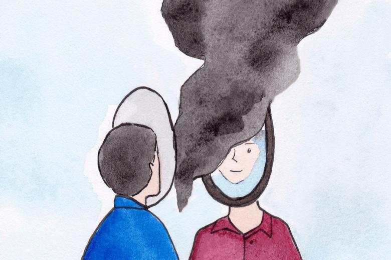 The smokey mirror the four agreements
