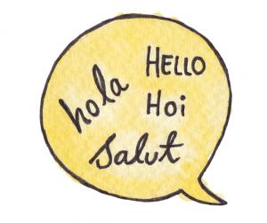 speaking multiple languages